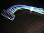 Pioneer 16 Pin Wire Harness For Premier Radios 2002