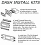 Dash Install Kits: Why Use?
