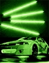 Green Underbody Neon Kits  for Cars or Trucks