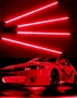 Red Underbody Neon Kits for Cars &Trucks