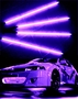 Purple Underbody Neon Kits for Cars or Trucks