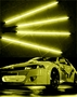 Yellow Neon Underbody Under Car Neons - Car & Truck Lights