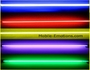 "18""  Neon Lights [choose color]"