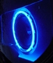 "12"" Inch  Blue Neon Speaker Rings  OUT of STOCK"