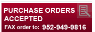 Purchase Orders Accepted
