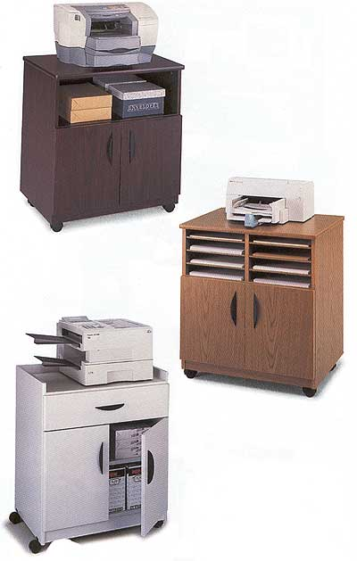 Multiple-Use Storage/Supply Carts