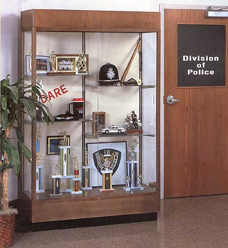 Heritage Series Trophy Cases