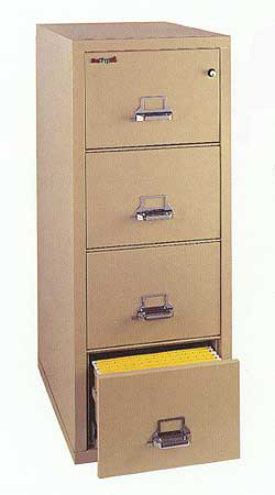 FireKing Fireproof Vertical Files