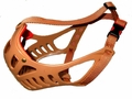 Rottweiller and Bull Mastiff Plastic Basket Muzzle
