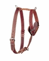 Leather Roading Dog Harness