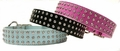 Sassy Frassy Crystal Dog Collars