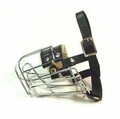 Wire Basket Dog Muzzle Small Breed Dog