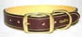Deer Tan Collars 3/4 inch wide