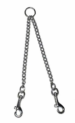 Dog Chain Couplet Small 2.0mm