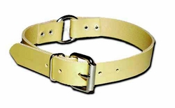 Ring-in-Center Perma Dog Collar 3/4 Inches Wide