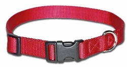 3/8 inch wide Kwik Klip Adjustable Dog Collar