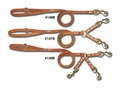 Standard Leather Dog Leads