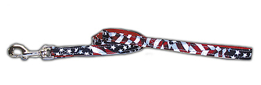 USA Stars And Stripes Lead 3/4 x 4 foot