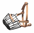 Light Weight Wire Basket Dog Muzzle