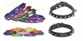 Spiked Dog Collars for neck sizes 6 to 11-1/2 inches