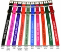 Embroidered Nylon Dog Collars