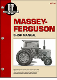 Massey-Ferguson Repair Manual Model MF285