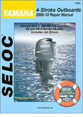 Yamaha 4-Stroke Outboards Repair Manual 2005-2010