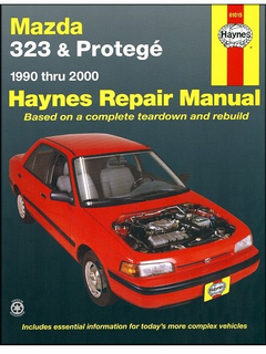 Mazda 323, Protege Repair Manual 1990-2000