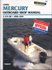 Mercury Outboard 3-275 HP Repair Manual 1990-1993