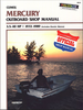 Mercury Outboard 3.5-40 HP Repair Manual 1972-1989