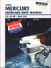 Mercury Outboard 3.9-135 HP Repair Manual 1964-1971