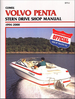 Volvo Penta Stern Drive Repair Manual 1994-2000