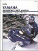 Yamaha 3-Cylinder Snowmobile Repair Manual 1997-2002