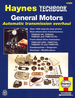 General Motors Automatic Transmission Overhaul and Repair Manual
