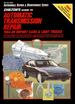 Chilton's Guide to Automatic Transmission Repair 1984-1989 Import Cars & Light Trucks