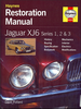 Jaguar XJ6 Series 1, 2, 3 Restoration Manual
