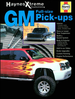 GM Full-Size Pick-Up Truck Customizing