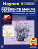 Automotive Reference Manual & Illustrated Dictionary