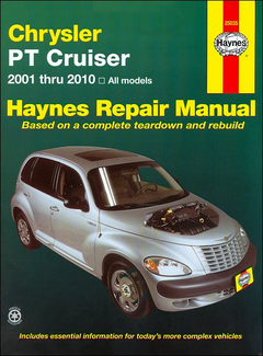 Chrysler PT Cruiser Repair Manual 2001-2010
