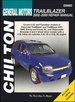Chevrolet Trailblazer, GMC Envoy, Oldsmobile Bravada Repair Manual 2002-2009