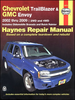 Chevy TrailBlazer, GMC Envoy Repair Manual 2WD, 4WD 2002-2009