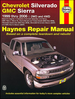 Chevy Silverado, GMC Sierra Repair Manual 1999-2006