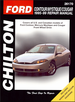 Ford Contour, Mercury Mystique, Cougar Repair Manual 1995-1999