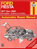 Ford Fiesta Haynes Repair Manual 1977-1980