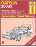 Datsun 200SX Repair Manual 1980-1983