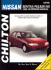 Nissan Sentra, Pulsar, NX Repair Manual 1982-1996