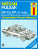 Nissan Pulsar Repair Manual 1983-1986