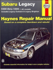 Subaru Legacy Outback, Brighton Repair Manual 1990-1999