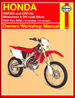 Honda CRF250, CRF450 Repair Manual 2002-2006