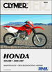 Honda XR650R Repair Manual 2000-2007